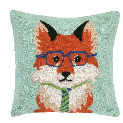 Fox Pillow