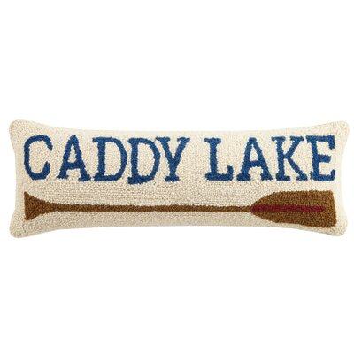 Caddy Lake Wool Lumbar Pillow