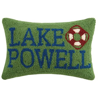 Lake Powell Wool Lumbar Pillow