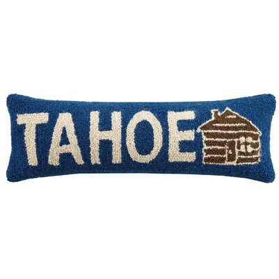 Tahoe Wool Lumbar Pillow