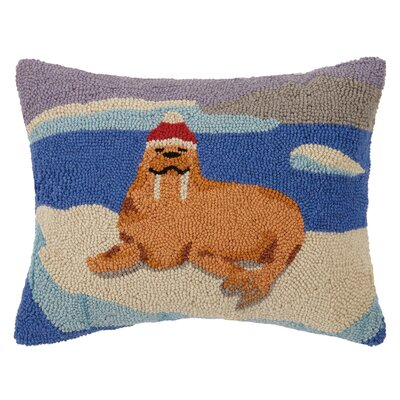 Walrus Wool Lumbar Pillow