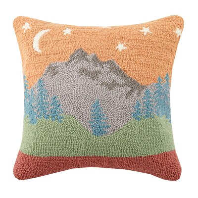 Balamut Kilim Wool Throw Pillow