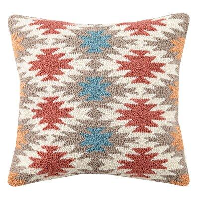 Johnsen Kilim Wool Throw Pillow