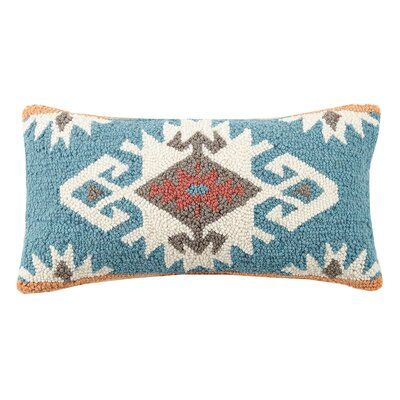 Gingras Kilim Wool Lumbar Pillow