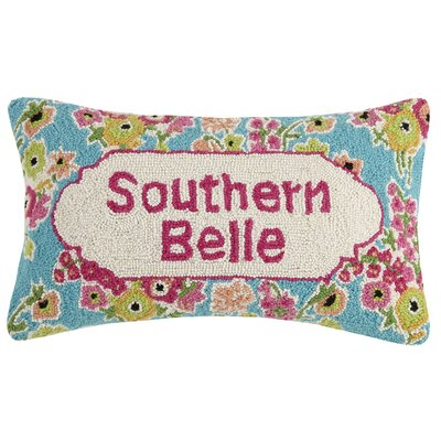 Dragan Southern Belle Wool Lumbar Pillow