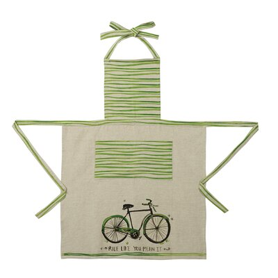 Ride Like You Mean It Apron 02JJ107C
