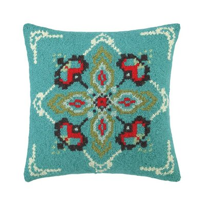 Ankara Wool Throw Pillow Cover