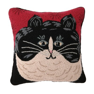 Jellicle Cat Wool Throw Pillow