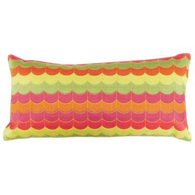 Trina Turk Waves Lumbar Pillow