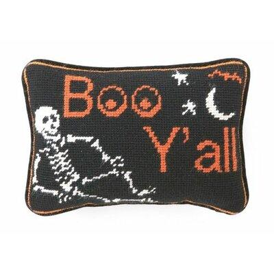 Boo Yall Hooked Lumbar Pillow (Set of 2)