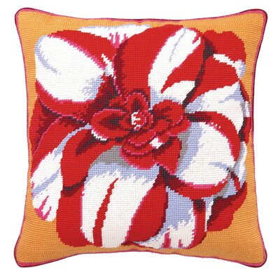 Kai I Wool Throw Pillow
