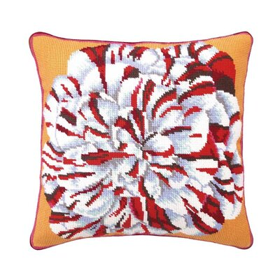 Kai II Wool Throw Pillow
