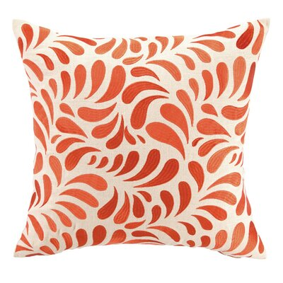 Montecito Linen Throw Pillow