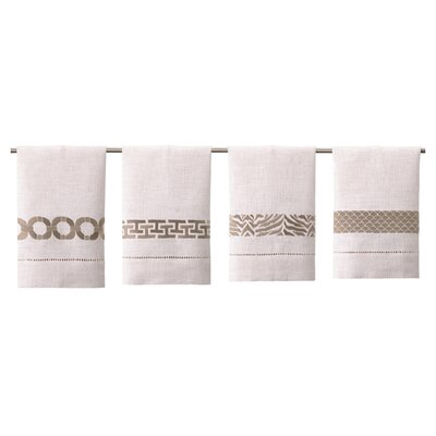 Jessa 4 Piece Bath Towel Set