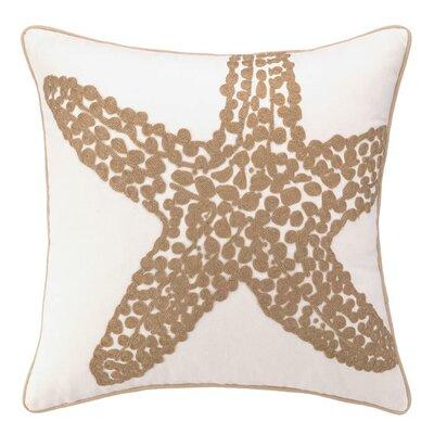 Island Starfish Pillow