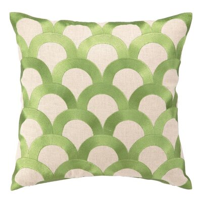 D.L. Rhein Moira Linen Throw Pillow