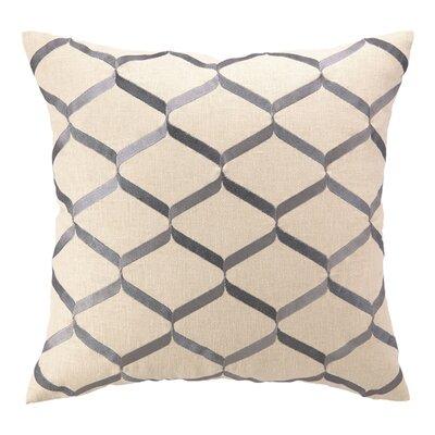 D.L. Rhein Nona Linen Throw Pillow Color: Lilac