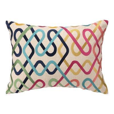 D.L. Rhein Maeve Linen Lumbar Pillow