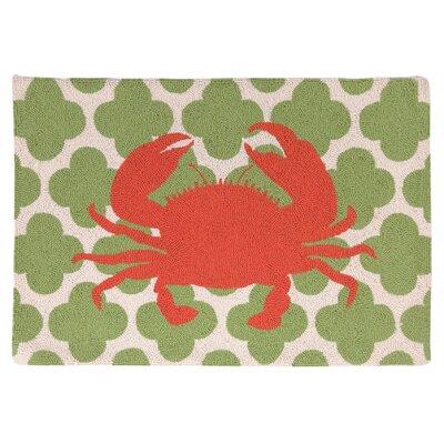Crab Hook Rug Rug Size: 2 x 28