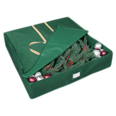 "Richards Homewares Holiday Wreath Storage Bags - Size: 30"" x 30"" at Sears.com"