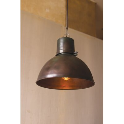 Lowell Metal Hanging Inverted Pendant