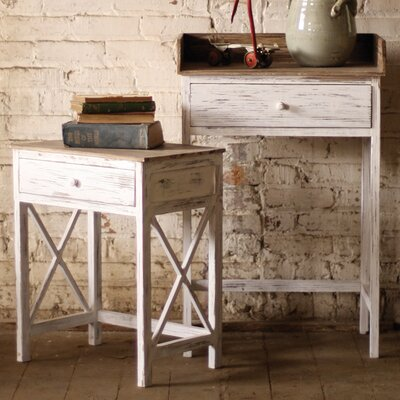 Pegasus Washed 2 Piece Nesting Tables