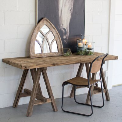 Hilaire Recycled Wood Console Table