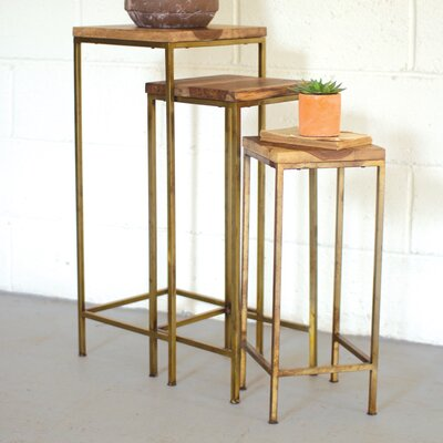 Lexington 3 Piece Nesting Table