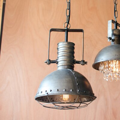 Magdalena Warehouse Inverted Pendant