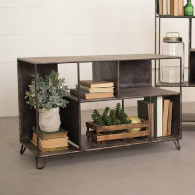 Hopkins Metal Console Table