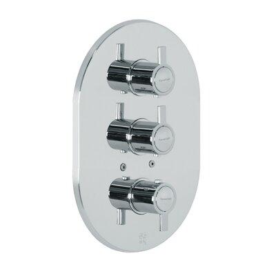 Drako Round Bath Shower Mixer