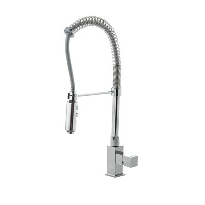Kuatro Deck Mount Bathroom Sink Faucet