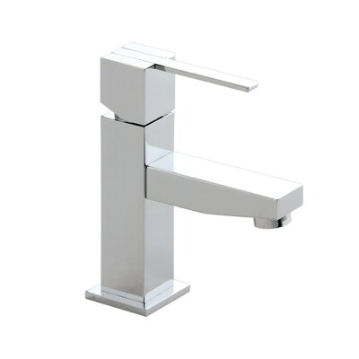 Kuatro Plus Single Handle Deck Mount Bathroom Sink Faucet