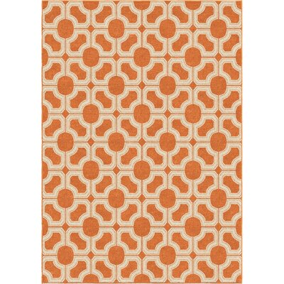 Portwood Autumn Indoor/Outdoor Area Rug Rug Size: 52 x 76