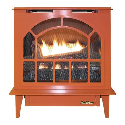 Hepplewhite Freestanding Steel-Body Stove Finish: Terracotta