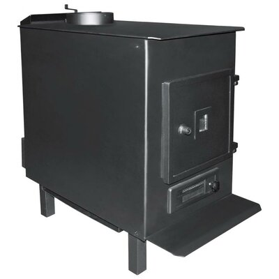 Buck Stove Lil John Non-Catalytic Wood Stove without Blower