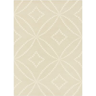 Harlequin Oyster Ivory Area Rug Rug Size: Rectangle 5 x 8