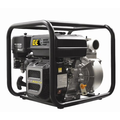 158 GPM Commercial Water Transfer Pump Engine: Powerease