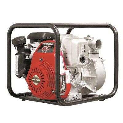 158 GPM Water Transfer Pump