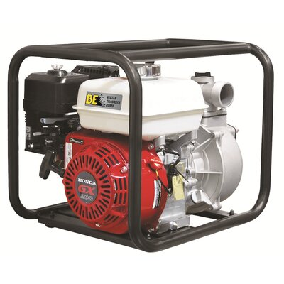 158 GPM Commercial Water Transfer Pump Engine: Honda