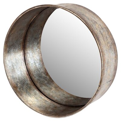 Port Hole Wall Mirror 37197