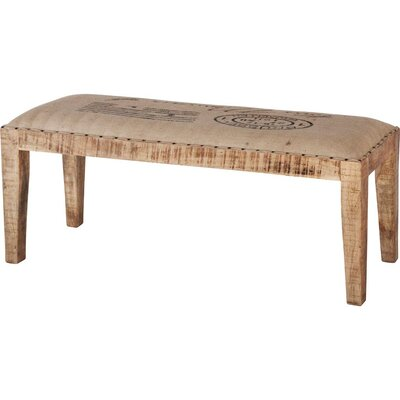 Mercana Daore Wood Bench