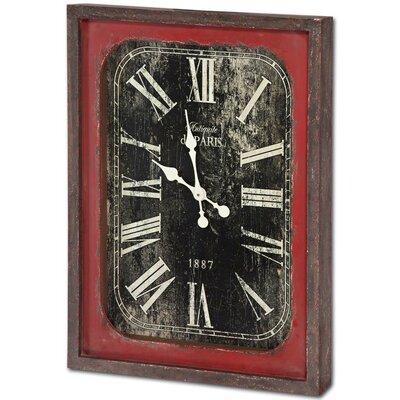 Lasker Wall Clock 63054