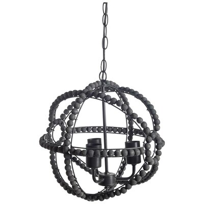 Ava III 3-Light Foyer Pendant