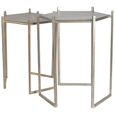 Galeca 2 Piece Nesting Tables