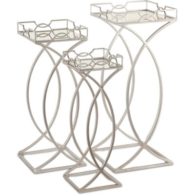 3-Piece Canaan Accent Table Set