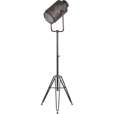 17 Stories Lessman 66 Tripod Floor Lamp