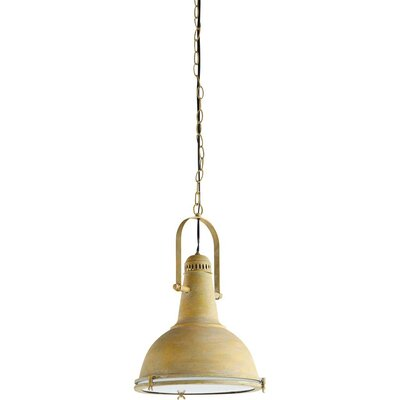 Gaffert III 1-Light Bowl Pendant