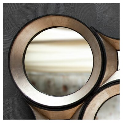 Ovallas Round Wall Mirror