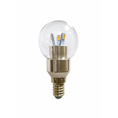 3W E27 LED Light Bulb